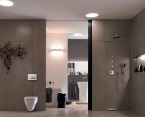 Prysznic bez kabiny