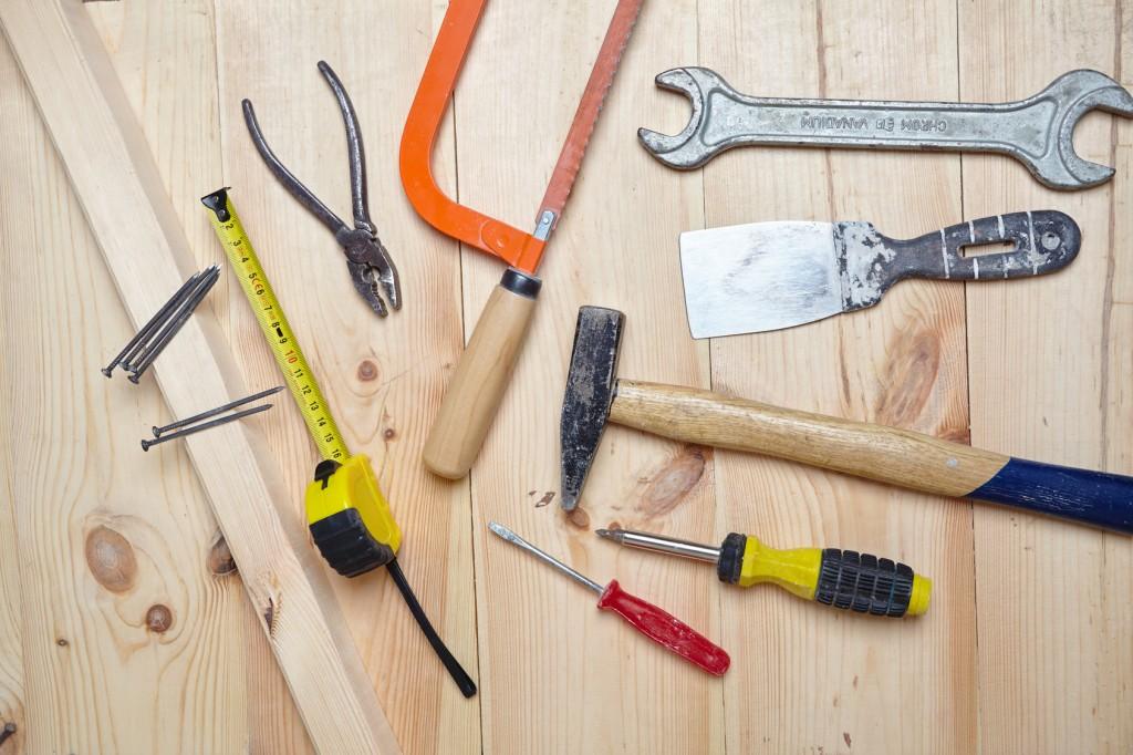 Podstawowe narzędzia ręczne