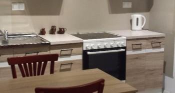 Kuchnia półotwarta zamiast ciemnej
