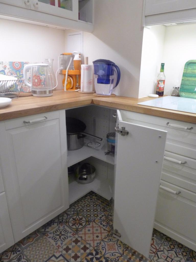 Trudny Narożnik W Kuchni