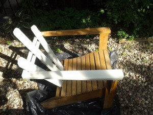 Krzesła ogrodowe w nowym wydaniu