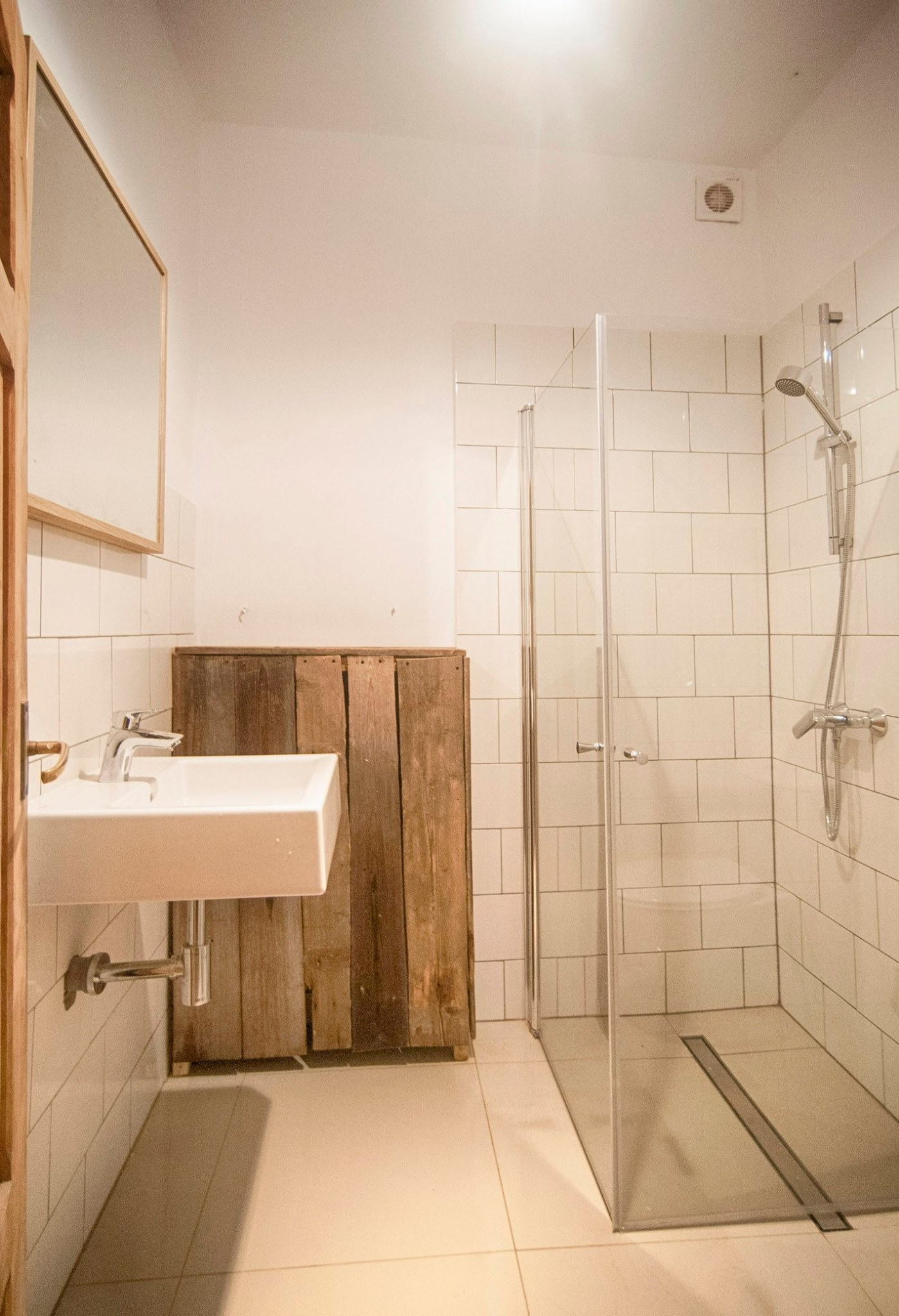 łazienka W Domu Na Wsi