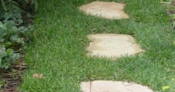 Ścieżka kamienna