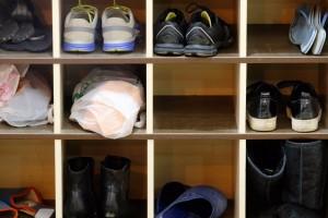 Szafa na buty – sposoby na przechowywanie butów