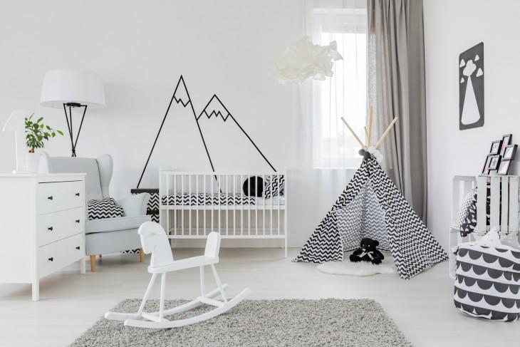Jak zapewnić odpowiednią wilgotność powietrza w pokoju dziecka