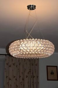 Lampy kryształowe – mój sposób na efektowne wnętrza