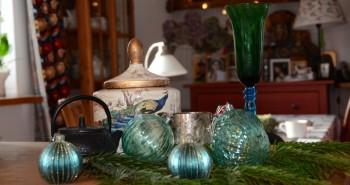 Zielone ozdoby świąteczne nie tylko na choinkę