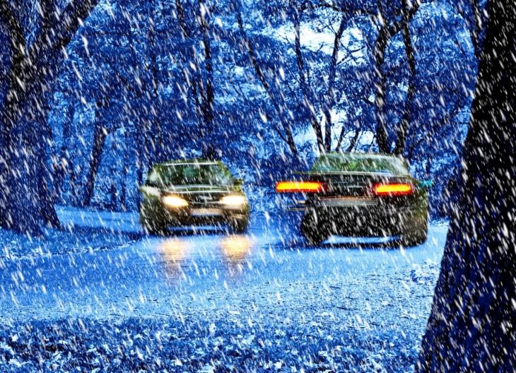 Zimowy niezbędnik kierowcy