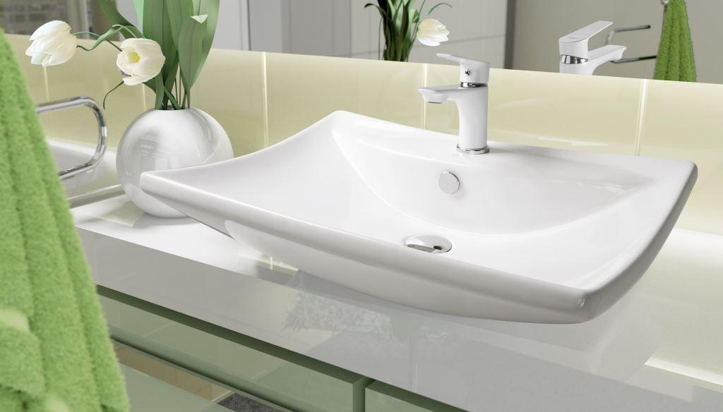 Baterie umywalkowe DOKOS, czyli dobry design za małe pieniądze
