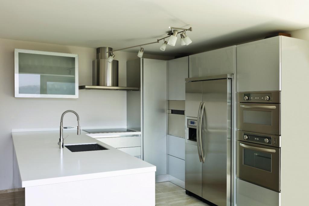 zlewozmywak pod oknem czy na wyspie. Black Bedroom Furniture Sets. Home Design Ideas