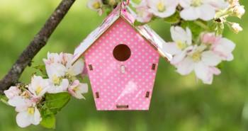 Hotele dla pszczół i owadów zapylających