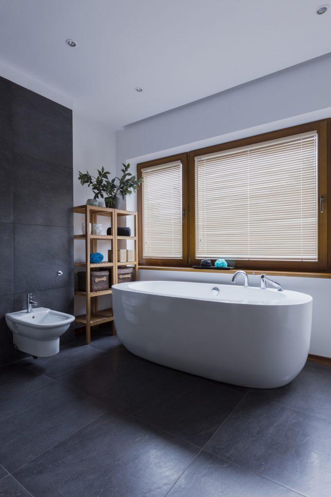 Akcesoria łazienkowe w typie eko
