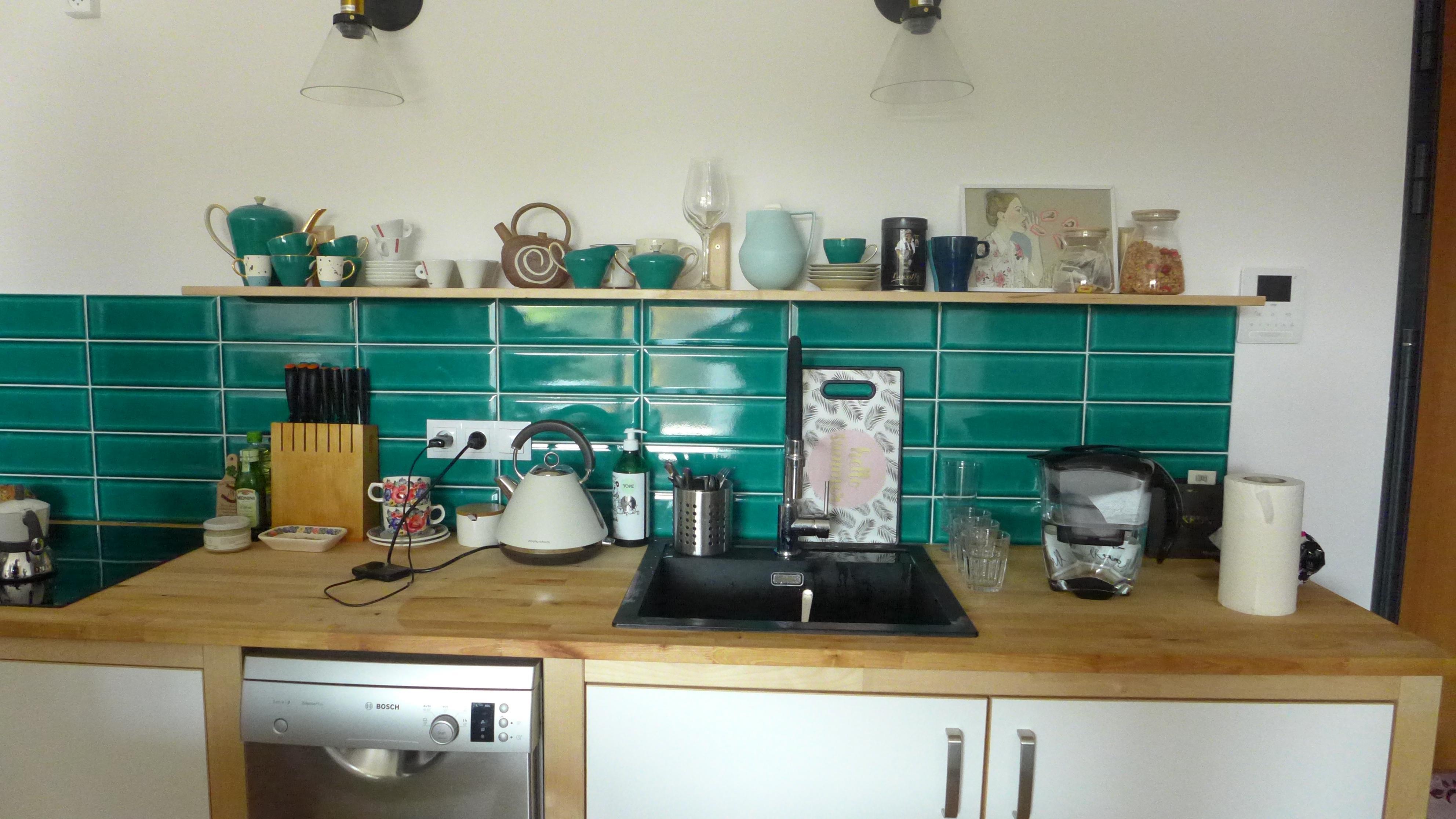 Otwarte Półki W Kuchni M Jak Mrówka