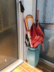 Pomysł na parasolnik