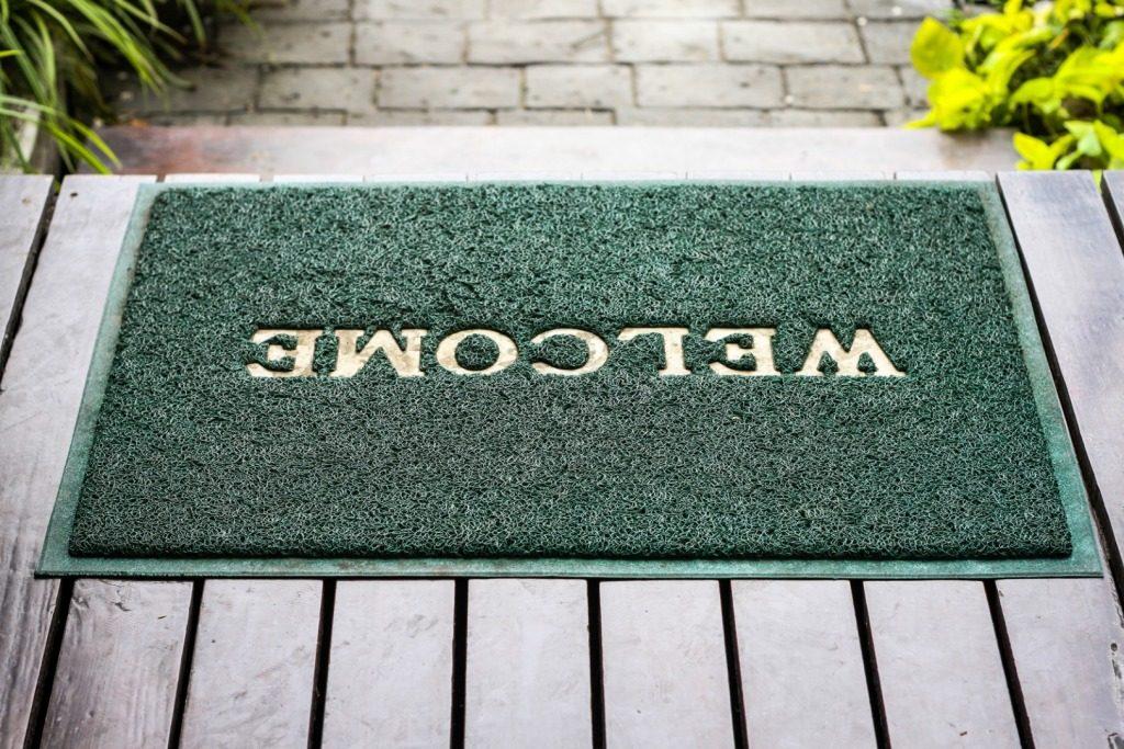 Wycieraczki – dobry sposób na czysty dom od progu