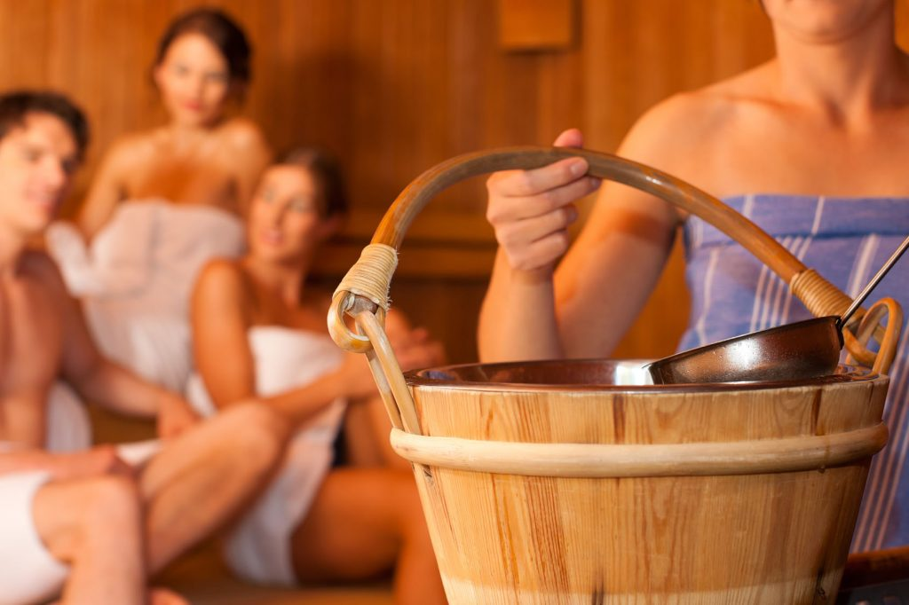 Sauna – radość i kultura korzystania z sauny